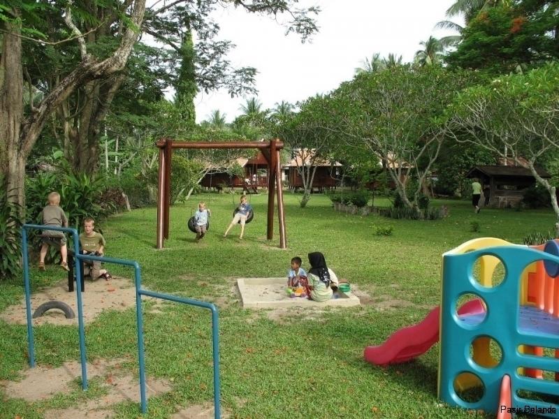 Pasir Belanda playground