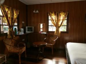 Interior superior chalet